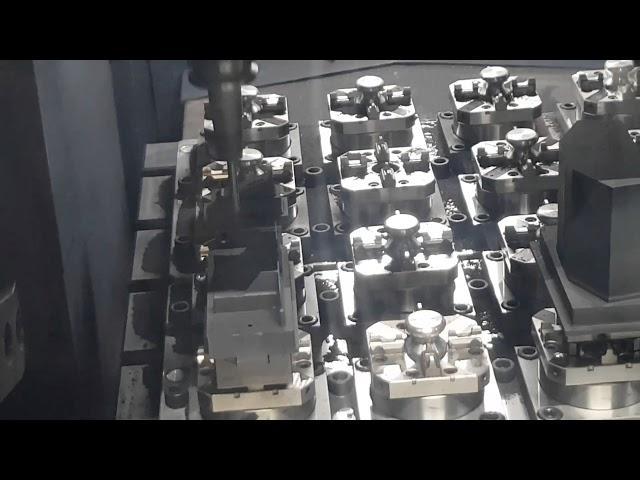 YJSMT Smart Machining graphite