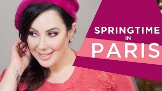 Springtime in Paris Tutorial | Makeup Geek