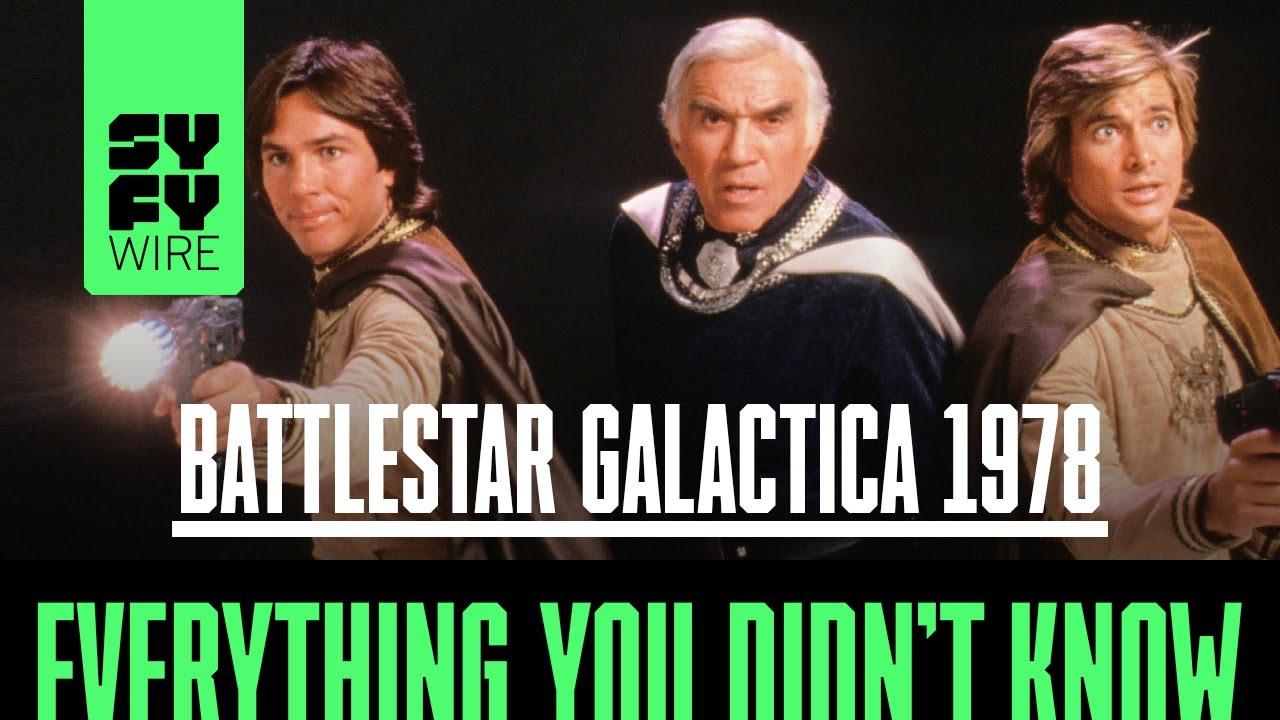 battlestar galactica 1978 full episode 1