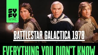 Battlestar Galactica 1978: Everything You Didn't Know | SYFY WIRE