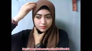 Tutorial Hijab dari berbagai sumber |Tutorial Hijab dan Jilbab