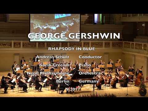 Gershwin Rhapsody in blue [HD]