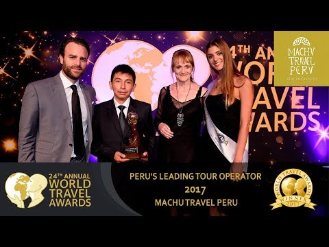 MachuTravelPeru: Best Peru Tour Operator | World Travel Awards