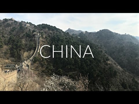 Great Wall of China & Shanghai Disneyland || Beijing & Shanghai