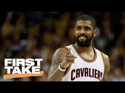 Kyrie Irving's Game 4 Performance | First Take | May 24, 2017