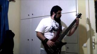 In Flames - Filtered Truth (Bass Cover)