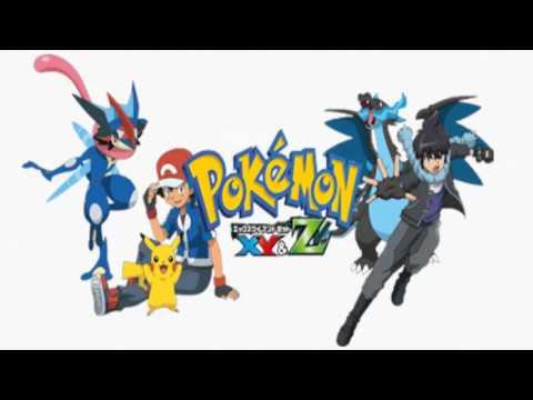 Pokemon XYZ Stand Tall Instrumental