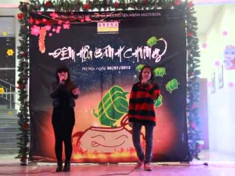 Clip - For You - Double B ft Huyen Win ( Arena Multimedia 30/1/2013 )