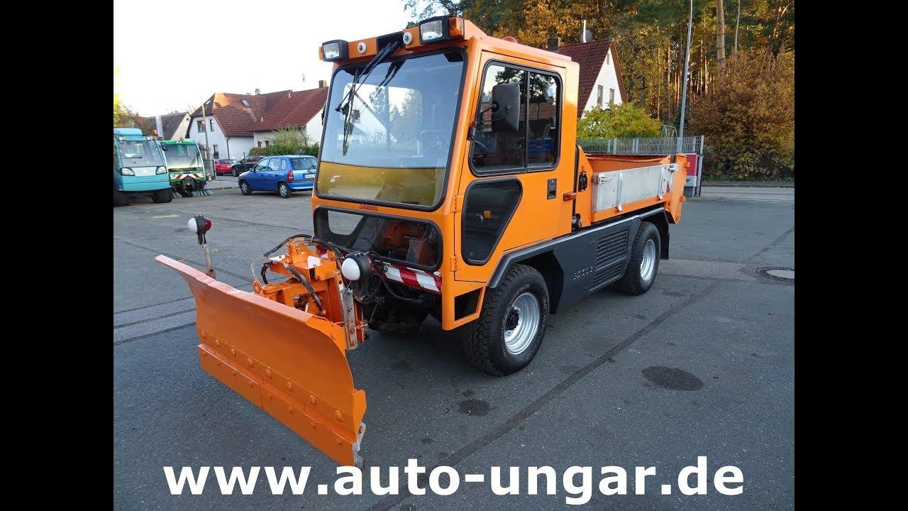 Etwas Neues genug Ladog G129 N20 Winterdienst 4x4 Pflug und Streuer www.auto-ungar #PA_69