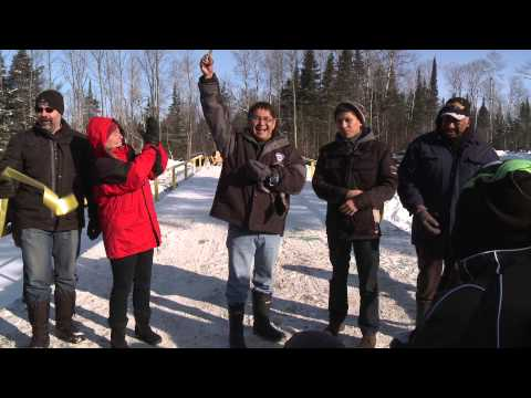 Shoal Lake #40 First Nation - Freedom Road
