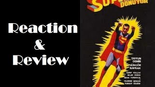 """Turkish Superman"" Reaction & Review"