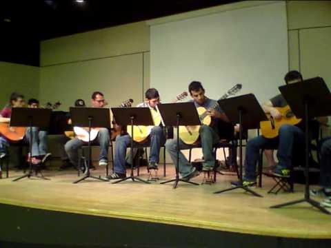 UTPA Guitar Ensemble