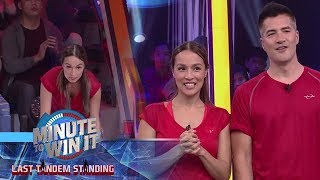 Super Snapper | Minute To Win It - Last Man Standing
