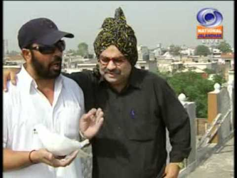 interview of sarwan singh in national jalandhar (live telecast)