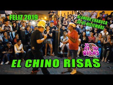 El Chino Risas y El Mostrito 'Feliz Año 2019' 30 De Diciembre 2018