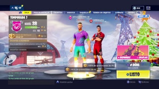 IF WE WIN 3 PARTIDITAS I BUY SKIN FROM The GNOMO [FORTNITE]$$