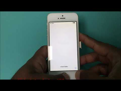 Factory Unlock iCloud Activation lock✔️ Bypass/Remove Apple ID Screen Lock Any iOS Success 2019