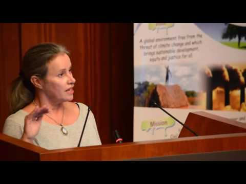 Penny Uqurhart, Independent analyst climate resilient development, IPCC Lead Author, AR5 WGII