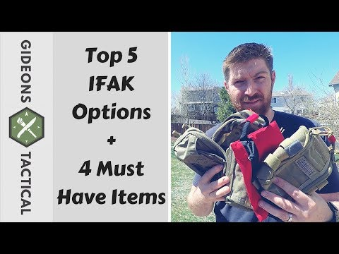 Top 5 First Aid Options + 4 Must Have Trauma Supplies