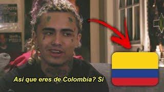 LIL PUMP es COLOMBIANO (CONFIRMADO) LIL PUMP es de COLOMBIA y LO CUENTA en UNA ENTREVISTA | BRAYAN