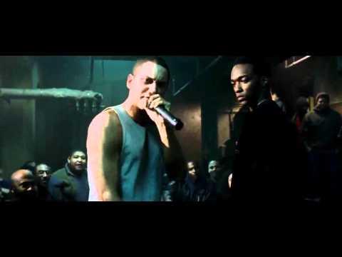 8-mile final rap battle (uncensored) 1080p