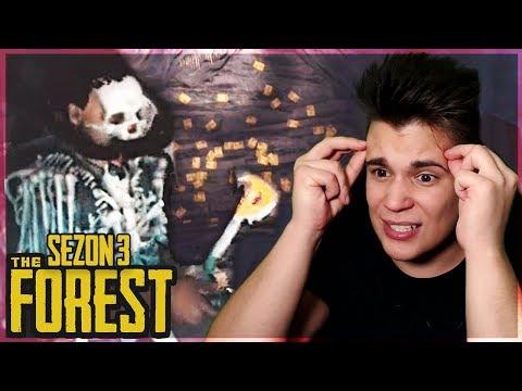 PODWODNA JASKINIA!  - The Forest #8 [SEZON 3]