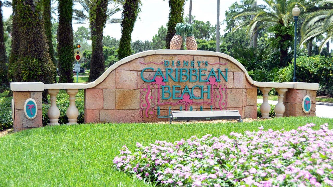 Disneys Caribbean Beach Resort Tour Overview 2015 W Pools Old Port Royale Walt Disney World
