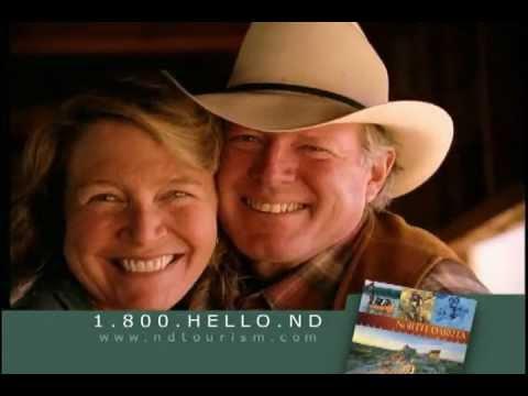 North Dakota Tourism - 2002 TV Ad