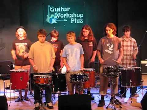 Student Drum Ensemble