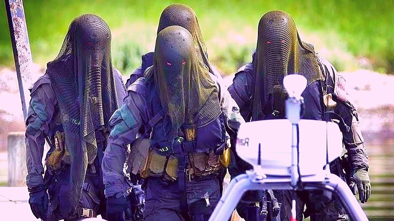 أخطر وأقوى قوات خاصة في العالم, لا يستطيع اي انسان عادي ان يتحمل تدريبهم