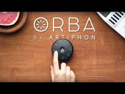 Introducing Orba by Artiphon – An instrument designed for your hands