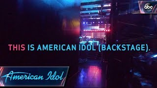 Video American Idol Behind the Scenes Tour - American Idol 2018 on ABC download MP3, 3GP, MP4, WEBM, AVI, FLV Mei 2018