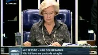 Ana Amélia registra artigo de José Sarney sobre Paulo Brossard, que morreu neste doming