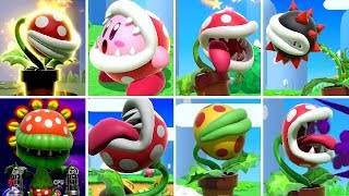 Piranha Plant Final Smash + New Kirby Hat in Super Smash Bros. Ultimate