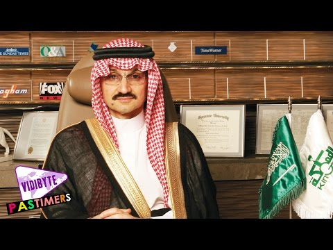 Top 10 Richest People In Saudi Arabia || Pastimers