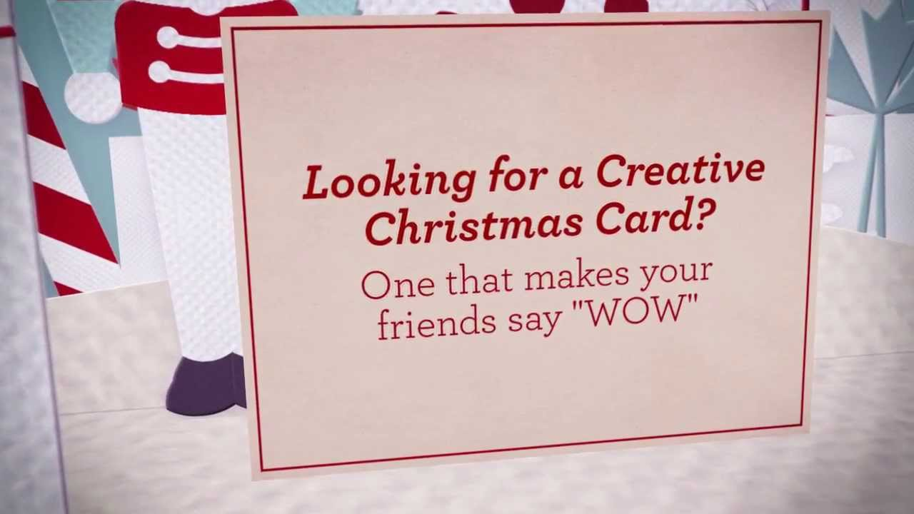 creative christian christmas cards very unique design your friends will love youtube