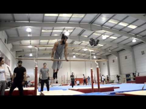 Sensei (BarSparta) East London Gymnasium