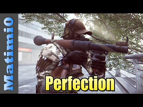 Perfection - Battlefield 4