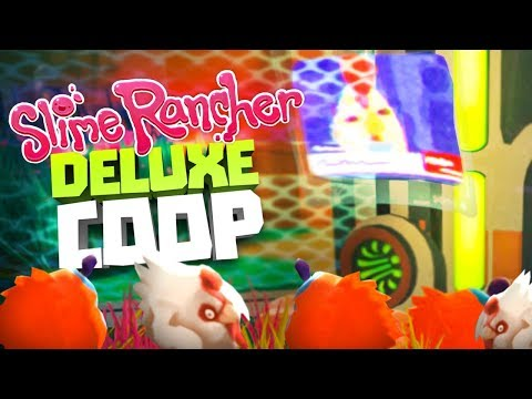 NEW DELUXE CHICKEN COOP UPGRADE! - 1.2.0 Update - Slime Rancher Full Version Gameplay