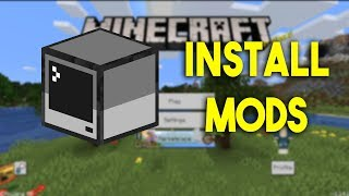 How To Install Mods for Minecraft Bedrock Edition 2020 (Mods