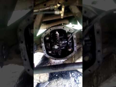 Ремонт редуктора зил бычок видео