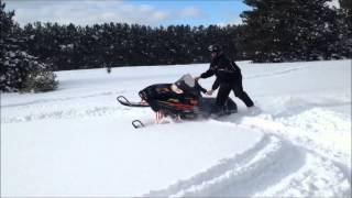 Rob Zombie - Dragula Snowmobiling