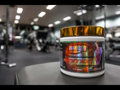 The Best PRE Workout Supplement In Australia For 2018 - Ignition By Transcend Supplements