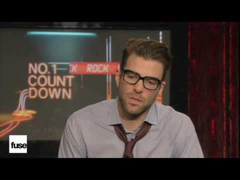Zachary Quinto No.1 Countdown Interview 2/3