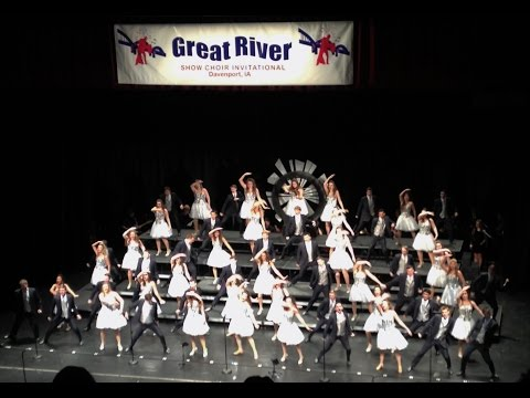 Johnston Iowa Innovation Show Choir 2 20 16