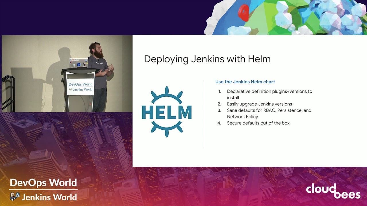 Continuous Delivery Best Practices with Jenkins and GKE