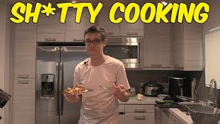 Chinese Food and Cake - SH*TTY COOKING