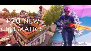 Fortnite: ULTIMATE Cinematic Pack Update - More Outfits + More!