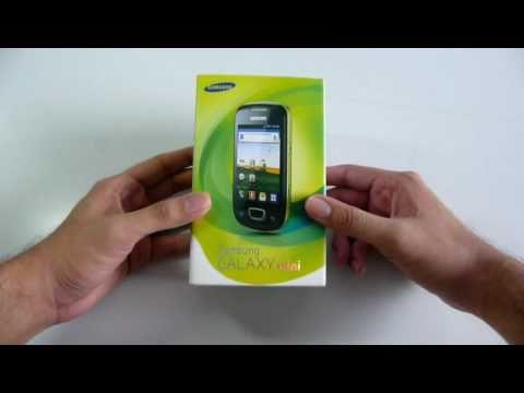 Pembukaan Kotak Galaxy Mini Samsung