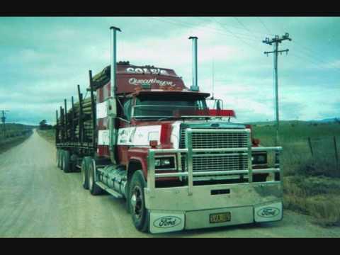 Trucks I drove 1992 -1999